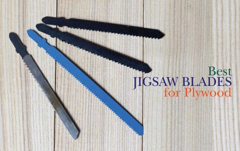 Best jigsaw blades for plywood