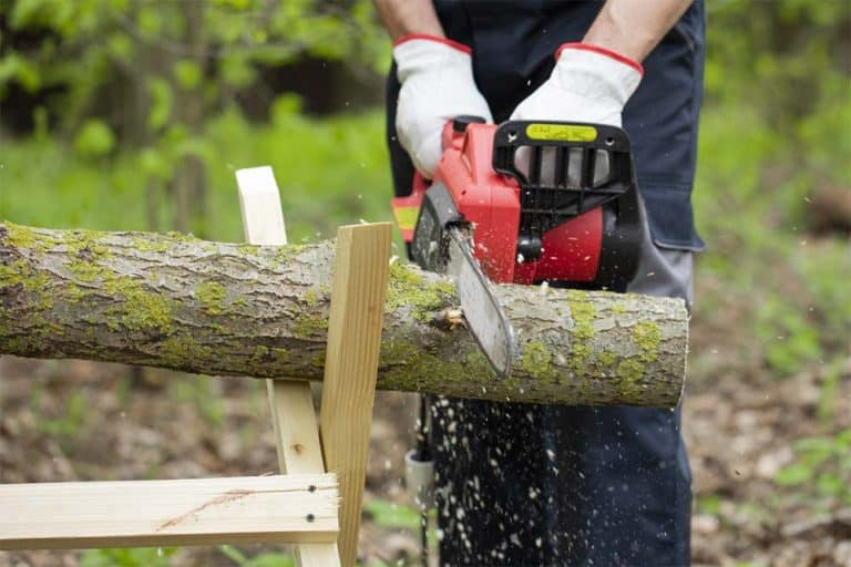 How To Cut Firewood Efficiently